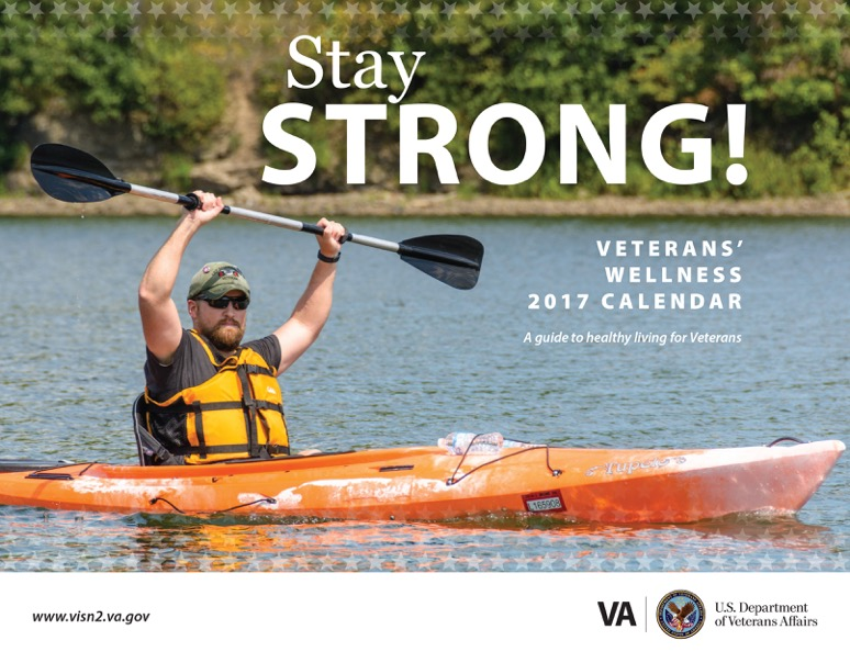 Veterans' Wellness Calendar